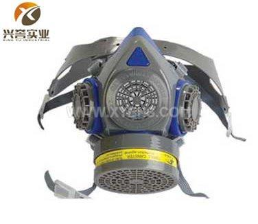 M60-2B硅胶单罐防毒面具