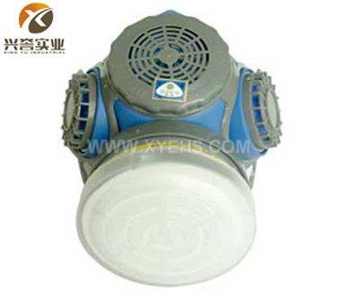 ST-M60G-2B硅胶单罐防毒面具