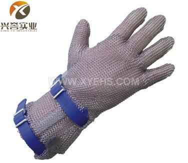 赛立特EASYFIT7.5 34cm不锈钢钢丝手套