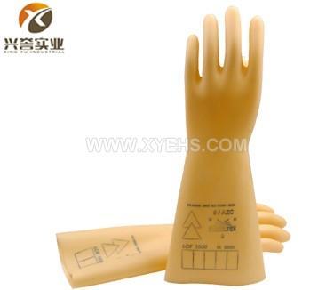 代尔塔207001 5KV绝缘手套