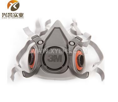3M 6200/6100防护半面具