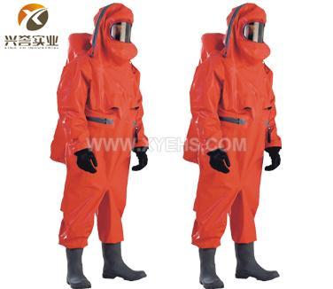 代尔塔401030内置气密重型防化服