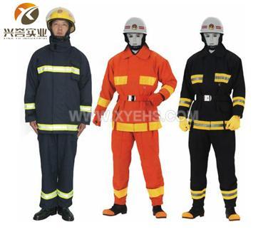 2002型消防员灭火战斗服