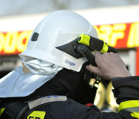德尔格HPS6200消防头盔