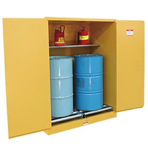 易燃液体安全储存柜(油桶型)