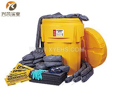 SYSBEL 95加仑泄漏应急处理桶套装(通用型)