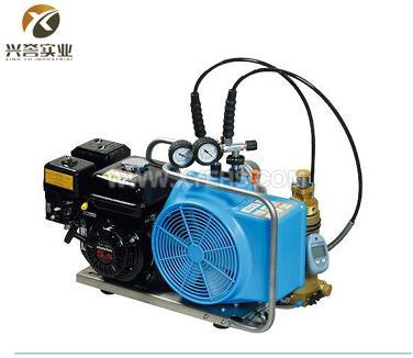 BAUER 140L/min呼吸空气压缩机/填充泵