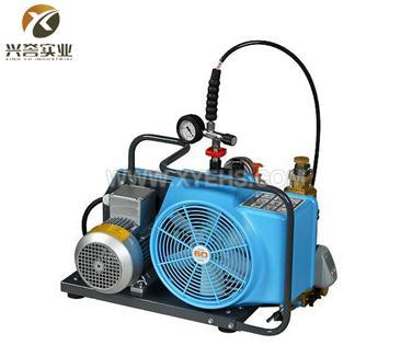 BAUER 100L/min呼吸空气压缩机JUNIOR II