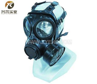 MF11B型防毒面具(舒适型)-军警用防毒面具