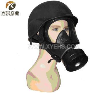 MF14型防毒面具-军警用防毒面具