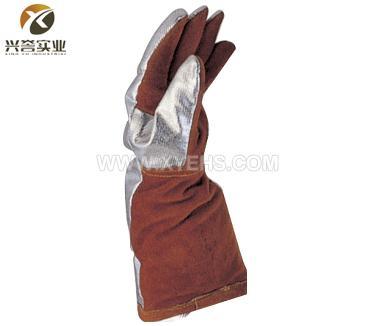 代尔塔205401防金属喷溅隔热手套