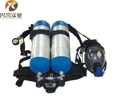 RHZKF-6.8*2/30正压式消防空气呼吸器(双瓶装)