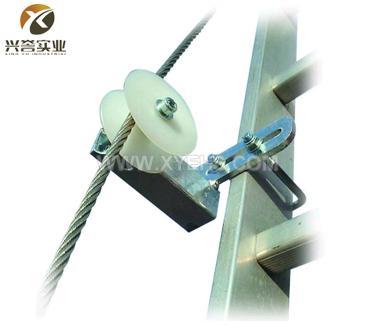 代尔塔垂直系统中间固定套装503880
