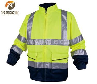 代尔塔404012荧光夹克/荧光服