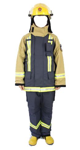 2010新款消防灭火服