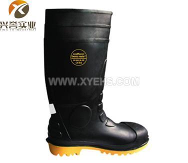Lever/莱尔特种工矿靴双钢