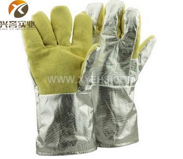CASTONG 500度耐高温手套(黄色铝箔)