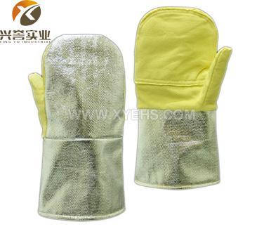 X-S0207铝箔耐高温手套(二指)