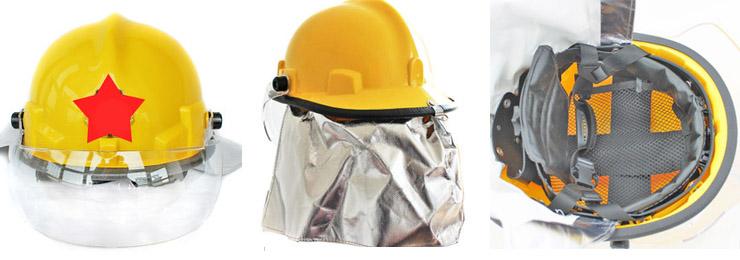 rmk-la韩式消防头盔/消防员灭火头盔/抢险救援头盔