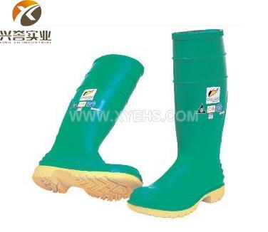 雷克兰Lakeland OnGuard HAZMAX防化靴