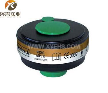 代尔塔105137单一型防毒面具滤罐(同款105138)