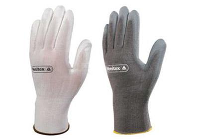 代尔塔 201704 pu涂层精细操作手套(同款201705)