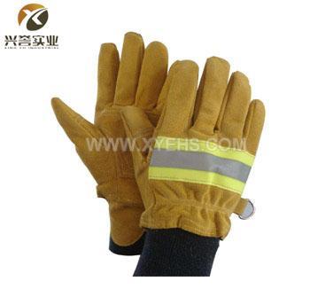 救援人员灭火消防手套 MKF-11