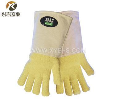 海太尔 0201 毛圈耐高温手套