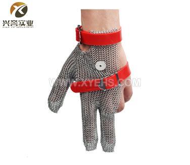 兴誉XINGYU RTCMG-02 三指钢丝手套