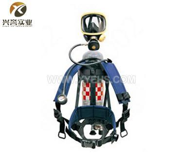 霍尼韦尔SCBA124 C900空气呼吸器6.8L