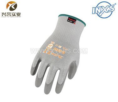 赛立特B-2000涂层聚氨酯防切割手套(三级防护)