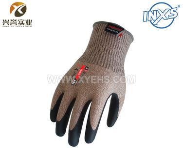 赛立特V-5017丁腈防切割手套(五级防护)